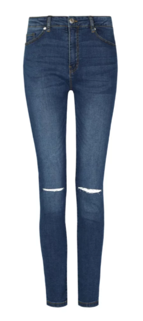 High - Waist Jeans Tally Weijl